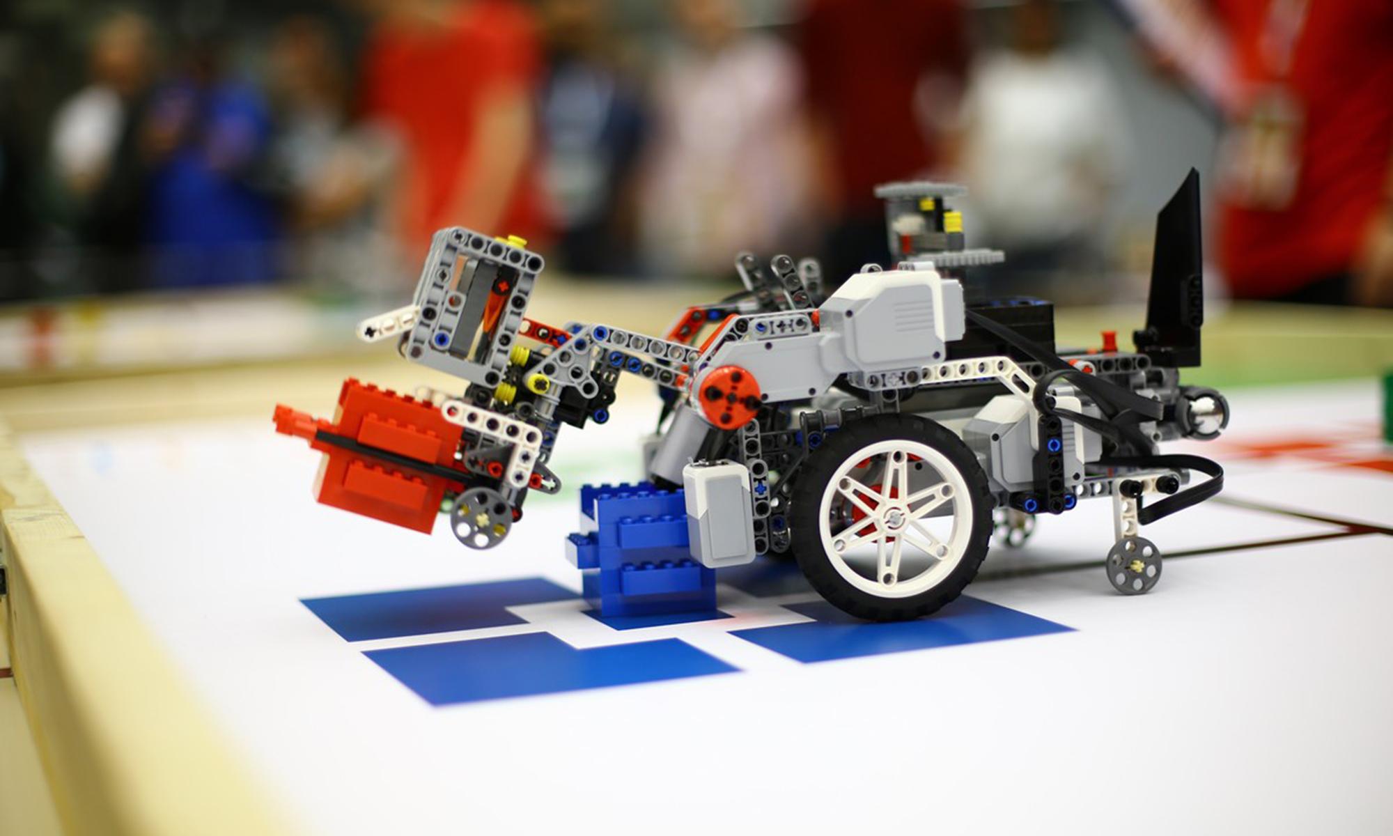 Dünya Robot Olimpiyatı